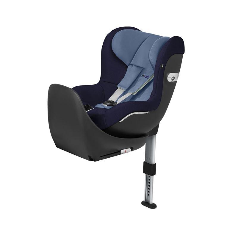scaun auto gb vaya sapphire blue smart baby. Black Bedroom Furniture Sets. Home Design Ideas