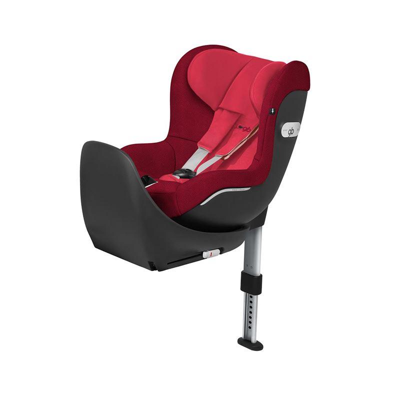 scaun auto gb vaya cherry red smart baby. Black Bedroom Furniture Sets. Home Design Ideas