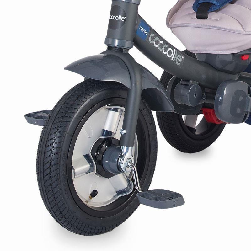 Tricicleta multifunctionala Coccolle Corso