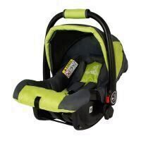Cosulet auto DHS First Travel grupa 0-13 kg verde