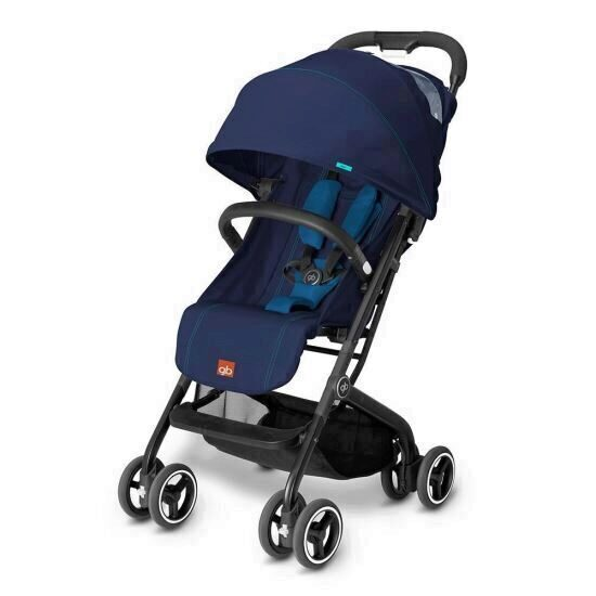 Carucior sport gb Qbit Sea Port Blue
