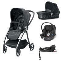 Carucior modular gb Maris 4 in 1 Lux Black