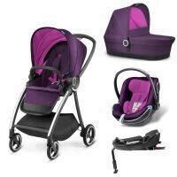 Carucior modular gb Maris 4 in 1 Posh Pink